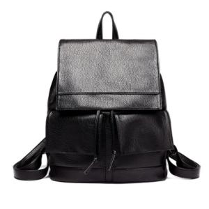 Купить маленький кожанный рюкзак бирюзового цвета skip-hop рюкзаки для детей